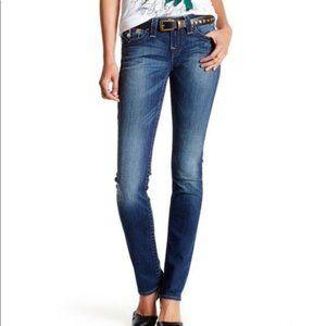 True religion blue denim jeans size 28 US
